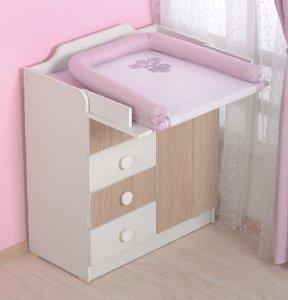 Пеленальный стол для новорожденных