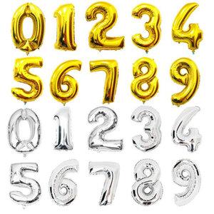 Фольгированные шары-цифры!
