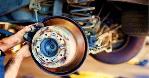 Проверка и ремонт тормозной системы