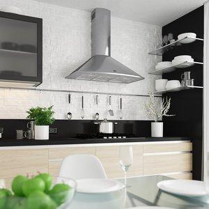 Большой выбор моделей вытяжек для кухни