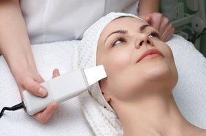 Профессиональная чистка кожи