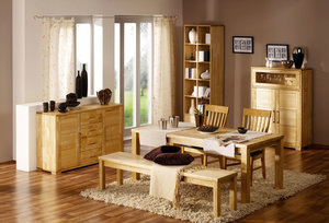 Изготовление мебели из массива дерева в Вологде