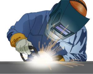 Приглашаем на работу сварщиков металлоконструкций!