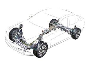Ремонт подвески автомобиля любой сложности