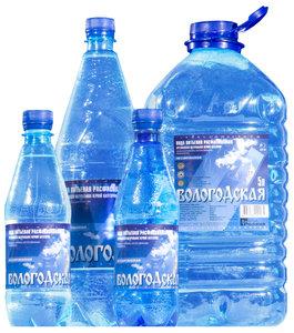 """Питьевая вода """"Вологодская"""" оптом и в розницу"""