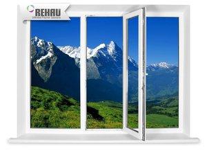 Окна Рехау с гарантией качества