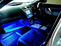 Установка светодиодной подсветки на автомобиль в Орске