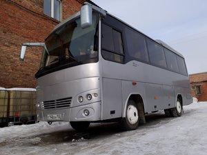 Заказ автобуса в Орске