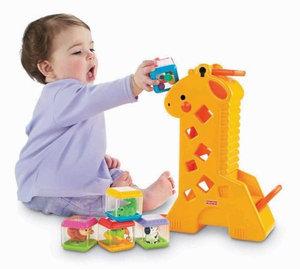 Развивающие игрушки для года