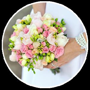 Букет на свадьбу в Череповце