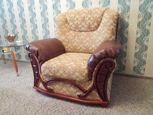 Перетяжка кресла - выгодный способ обновить предмет интерьера!