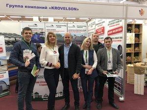 Современные технологии быстровозводимых зданий Krovelson на форуме «Оренбуржье – сердце Евразии»