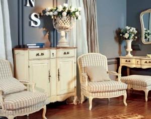 Скидки на мебель Прованс