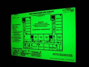 План эвакуации, бублики