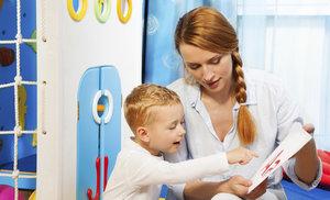 Занятия английским языком для малышей