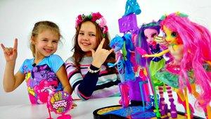 Игры и игрушки для девочек