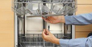 Ремонт посудомоечных машин с гарантией в Вологде