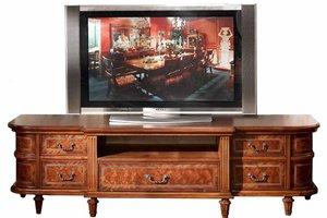 Тумба под телевизор – мебель из дерева, освобождающая пространство