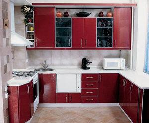Заказать мебель для кухни по индивидуальному проекту