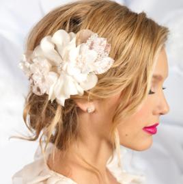 Свадебная прическа и свадебный макияж в салоне Sodelfo – от 800 рублей!!!!!!
