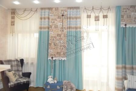 Декор штор салоны в вологде
