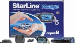 Установка автомобильных сигнализаций StarLine в Тюмени