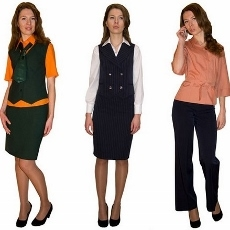 """Удобная и прочная униформа от компании """"Рабочий город""""!"""