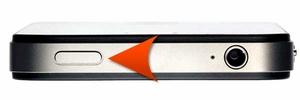 Замена кнопки включения на iPhone