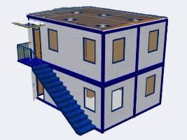 «Максимум» - модульные здания