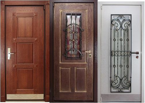 двери в квартиру железные новокосино