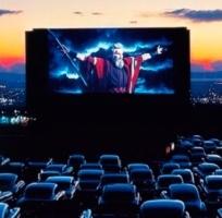 Кинотеатр под открытым небом в Новокузнецке: смотрите любые фильмы в автомобиле!