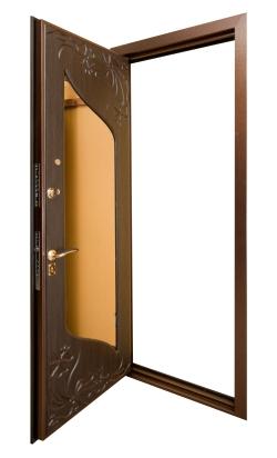 купить входную дверь с зеркалом интернет магазине