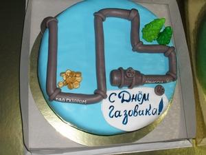 Корпоративный торт