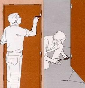 Профессиональная установка входных и межкомнатных дверей в Туле