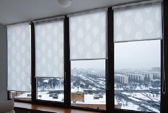 Рулонные шторы в спб