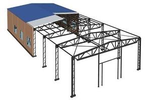 Модульные здания - преимущества