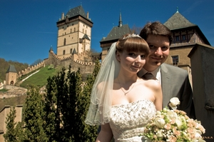 Специальное предложение для наших молодоженов - свадьба 12.12.2012 со скидкой 12% в замках Чехии - Шато Барокко, Карлштейн, Червены Уезд. АРГО-ДЕЛЮКС (391) 241-16-50, 202-60-80