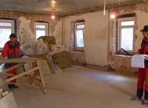 Реконструкция зданий в Туле
