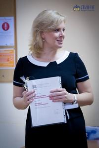 5 октября 2012 года в БИЗНЕС-ШКОЛЕ ЛИНК состоялось торжественное вручение дипломов МВА!