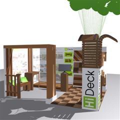 """Технология HiDeck будет предсталена на выставке """"Строительство и архитектура"""" 24-27 января 2012 в Красноярске"""