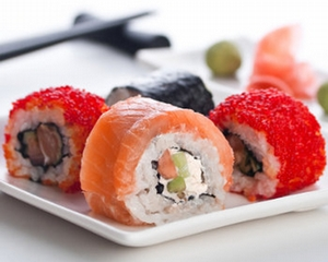 Где в Красноярске заказать суши?