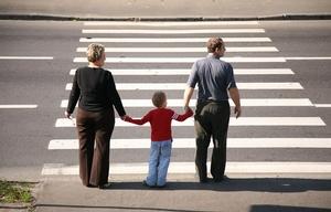 Новый штраф – нарушение ПДД при ребенке