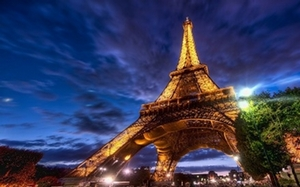 Путешествие во Францию