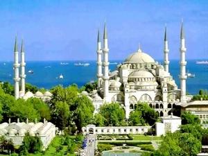 Туризм Турция