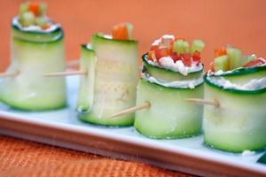 Суши для вегетарианцев