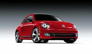 Премьера нового Volkswagen Beetle