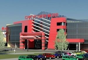 Грандиозное открытие ТРЦ «Сургут Сити Молл»