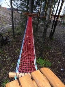 Экстрим парк в Вологде