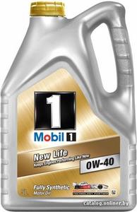 Mobil 1 New Life 0W-40 4L - 2800 руб.