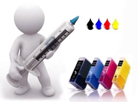 Заправка и восстановление картриджей струйных и лазерных принтеров - 1.